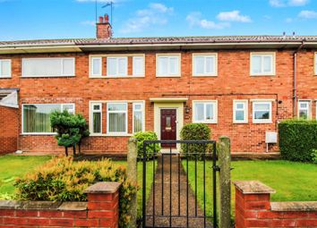 Thumbnail 3 bed terraced house for sale in Chester Road, Wrexham