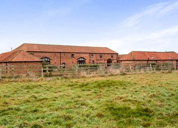 Thumbnail 4 bed barn conversion for sale in Abbey Road, Mattersey, Doncaster