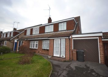 Thumbnail 3 bed semi-detached house for sale in Roughtons, Galleywood, Chelmsford