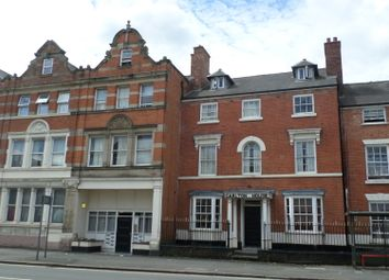 Thumbnail 1 bed flat to rent in 116 London Road, Derby