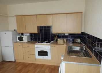 Thumbnail 1 bed flat to rent in St. Ronans Road, Whitley Bay