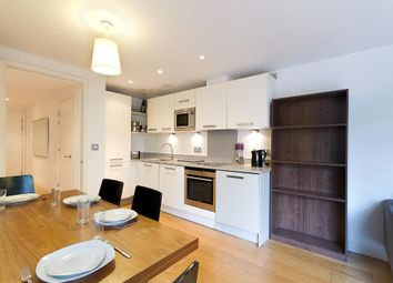 Thumbnail 4 bed flat for sale in Dovecote House, Water Gardens Square, Surrey Quays, London