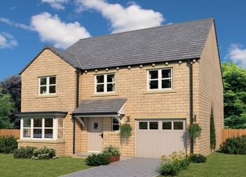 Thumbnail 4 bedroom detached house for sale in Low Hall Road, Horsforth