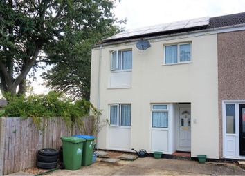 Thumbnail 3 bedroom end terrace house for sale in Wittering Road Lordshill, Southampton