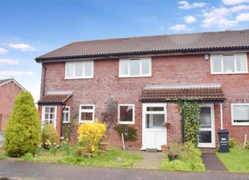 Thumbnail 2 bed terraced house for sale in Bluebell Close, Taunton, Somerset