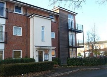 Thumbnail 1 bedroom flat to rent in Meadow Way, Caversham, Reading