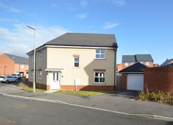 Thumbnail 3 bed semi-detached house for sale in Larkin Close, Andover Road, Ludgershall, Andover