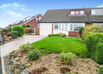 Thumbnail 2 bed semi-detached bungalow to rent in Kenmor Avenue, Bury