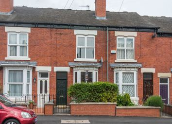 Thumbnail 3 bed terraced house for sale in Alcester Road, Sheffield