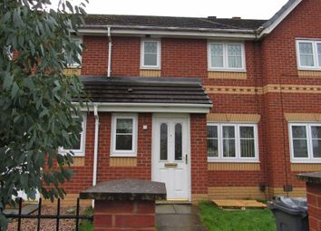 Thumbnail 3 bed terraced house for sale in Drake Avenue, Wythenshawe, Manchester