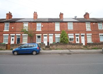 2 bed terraced house for sale in Bobbers Mill Road, Nottingham NG7