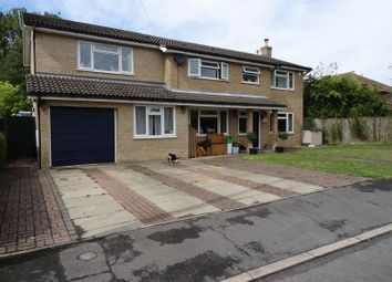 Thumbnail 6 bed detached house for sale in Edgefield, Weston, Spalding