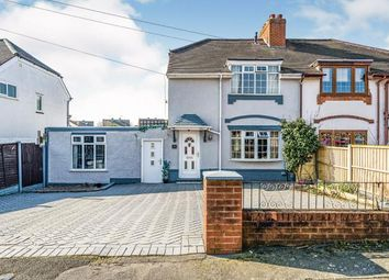 Thumbnail 2 bed semi-detached house for sale in Ryder Street, Stourbridge, West Midlands