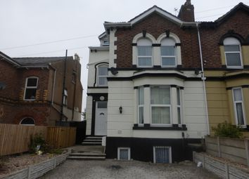 Thumbnail 1 bed flat to rent in Elm Grove, Tranmere, Birkenhead
