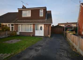 Thumbnail 3 bed semi-detached house to rent in Ashcroft Aveune, Shavington