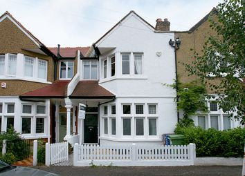 Thumbnail 4 bed terraced house to rent in Pickwick Road, London