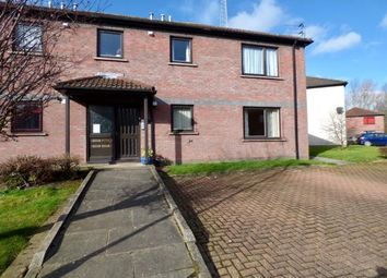 Thumbnail 2 bed flat for sale in Canal Court, Infirmary Street, Carlisle