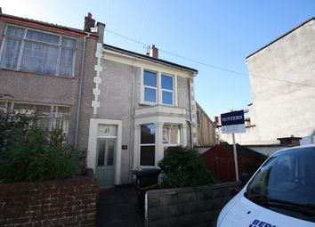 Thumbnail 4 bed end terrace house to rent in Islington Road, Southville, Bristol