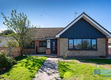 Thumbnail 3 bed bungalow for sale in Highfield Road, Overstrand, Cromer