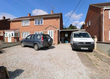Thumbnail 2 bed semi-detached house for sale in Bradfords Close, Newent