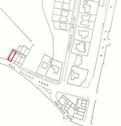 Thumbnail Land for sale in War Office Road, Bamford, Rochdale