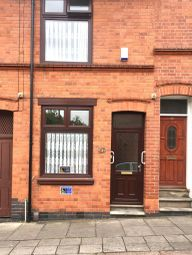 2 bed terraced house for sale in Fairfield Street, Leicester, Leicestershire LE5