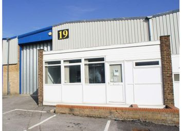 Thumbnail Light industrial to let in Unit 19 Techno Trading Estate, Swindon, Wiltshire