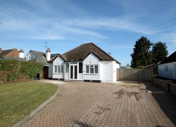 Thumbnail 3 bed bungalow to rent in Oaklands Lane, Smallford, St. Albans