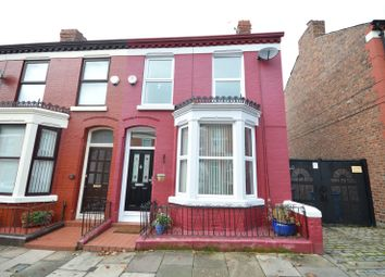 Thumbnail 3 bed terraced house for sale in Milner Road, Aigburth, Liverpool
