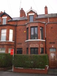 Thumbnail 4 bed terraced house to rent in Oakland Avenue, Belfast