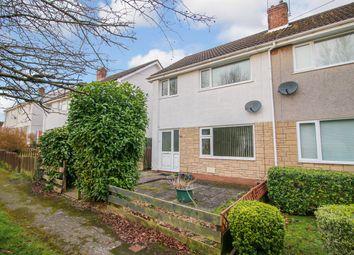 3 bed semi-detached house for sale in Hollybush Walk, Bassaleg, Newport NP10