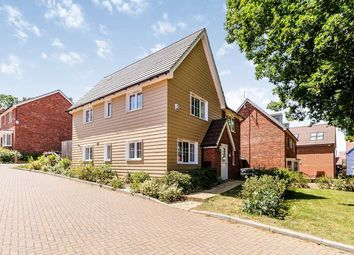 Thumbnail 4 bed detached house to rent in Harrison Avenue, Longfield