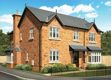 Thumbnail 4 bed detached house for sale in Holmes Chapel Business Centre, Manor Lane, Holmes Chapel, Crewe