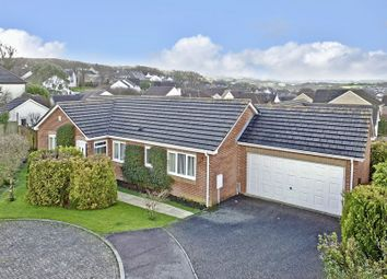 Thumbnail 3 bed detached bungalow for sale in Newcombe Close, Okehampton