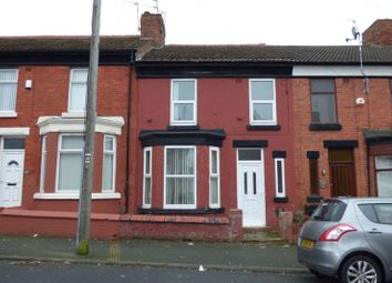 Thumbnail 3 bed terraced house to rent in Willmer Road, Birkenhead