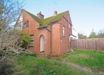 Thumbnail 2 bed semi-detached house for sale in Church Lane, Brightwell-Cum-Sotwell, Wallingford