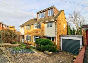 The Wirrals, Chatham ME5. 4 bed semi-detached house for sale