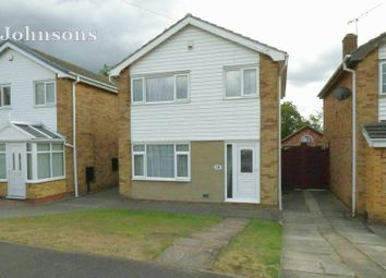 Thumbnail 3 bed detached house for sale in Hawfield Close, Hexthorpe, Doncaster.