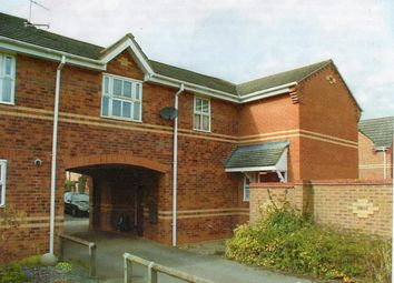 Thumbnail 1 bed flat to rent in Jubilee Close, Spalding