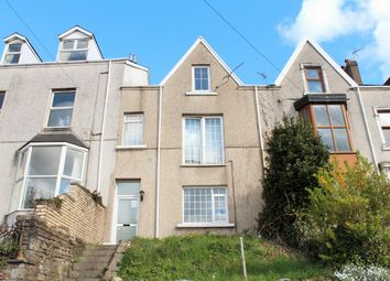 Thumbnail 6 bed terraced house for sale in Woodlands Terrace, Mount Pleasant, Swansea