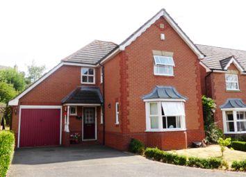 Thumbnail 4 bed detached house for sale in Elizabeth Way, Uppingham, Oakham