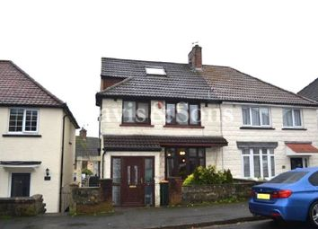 Thumbnail 3 bed semi-detached house for sale in Gaer Park Road, Newport, Gwent.