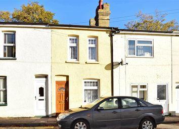 Thumbnail 2 bed terraced house for sale in Bassett Road, Sittingbourne, Kent