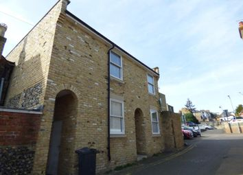 Thumbnail 1 bedroom flat to rent in Thanet Road, Broadstairs