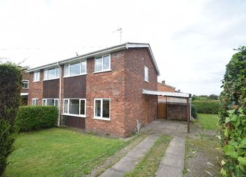 Thumbnail 4 bed semi-detached house to rent in Greenacres Way, Newport