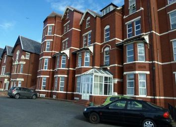 Thumbnail 2 bed flat to rent in The Promenade, Southport, Merseyside