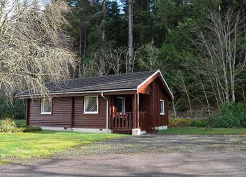 Thumbnail 2 bed lodge for sale in Lamont Lodges, Rashfield, Dunoon