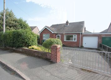 Thumbnail 2 bed detached bungalow to rent in Erw Salusbury, Denbigh