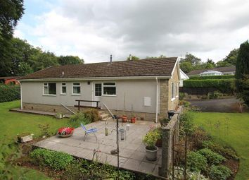 Thumbnail 4 bed detached bungalow for sale in Maescelyn, Brecon