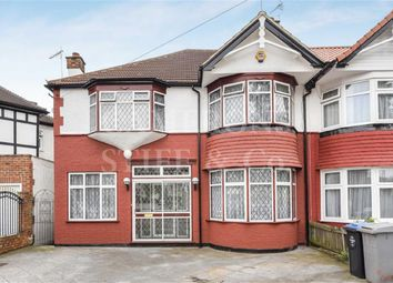 Thumbnail 5 bedroom semi-detached house to rent in Helena Road, Dollis Hill, London